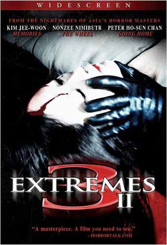 3 Extremes II (Vol.2) DVD Movie