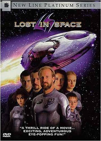 Lost In Space DVD Movie