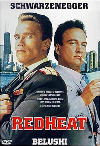 Red Heat DVD Movie