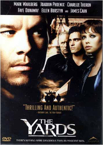 The Yards DVD Movie