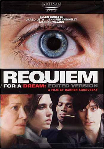 Requiem for a Dream - Edited Version DVD Movie