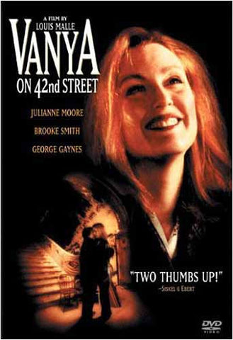 Vanya On 42nd Street DVD Movie