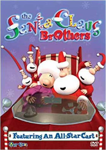 The Santa Claus Brothers DVD Movie