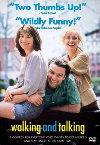 Walking and Talking (Propos et Confidences) DVD Movie