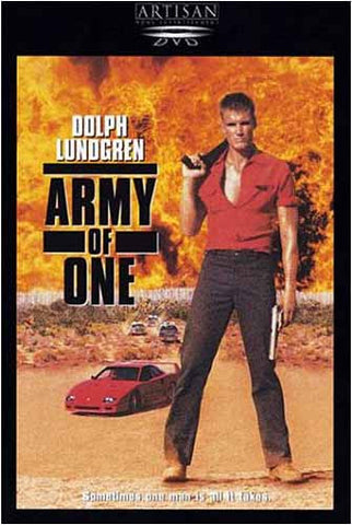 Army of One DVD Movie