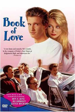 Book of Love (Robert Shaye) DVD Movie