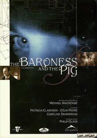 The Baroness And The Pig (Bilingual) DVD Movie