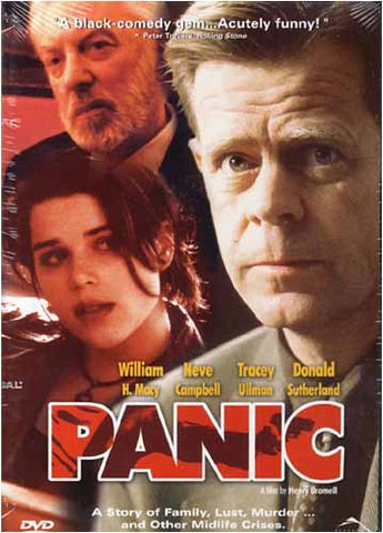 Panic DVD Movie