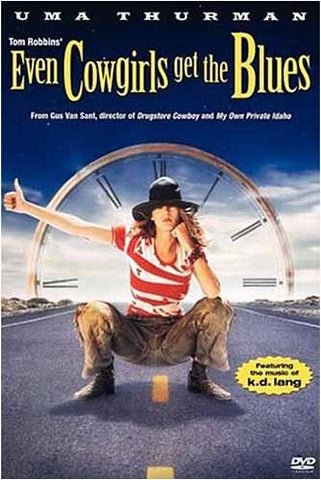 Even Cowgirls Get The Blues (Bilingual) DVD Movie