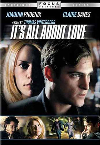 It's All About Love DVD Movie