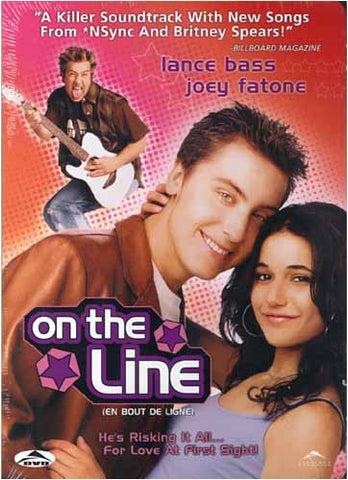 On the Line (Lance Bass) (Bilingual) DVD Movie