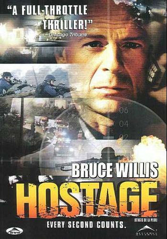 Hostage DVD Movie