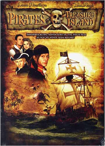 Pirates of Treasure Island DVD Movie