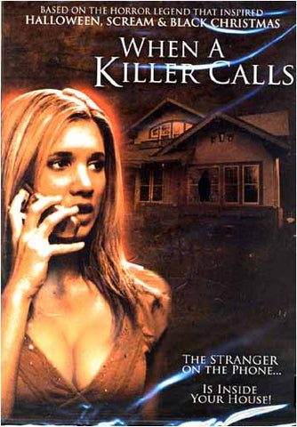 When a Killer Calls DVD Movie