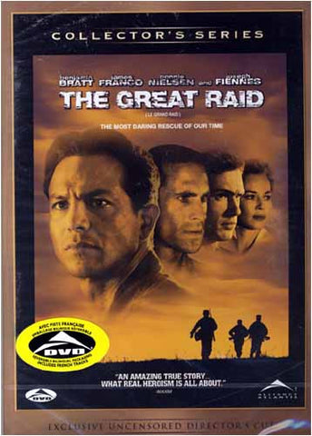 The Great Raid (Collector s Series) (Bilingual) DVD Movie