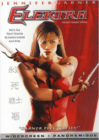 Elektra (WideScreen Edition) DVD Movie