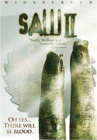 Saw II / Decadence II DVD Movie