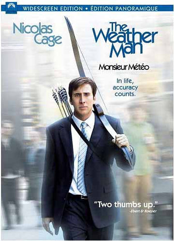 The Weather Man (Widescreen Edition) DVD Movie