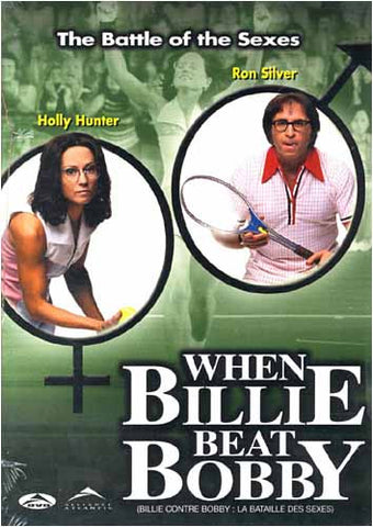 When Billie Beat Bobby(Bilingual) DVD Movie