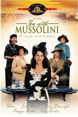 Tea with Mussolini (MGM) (Bilingual) DVD Movie