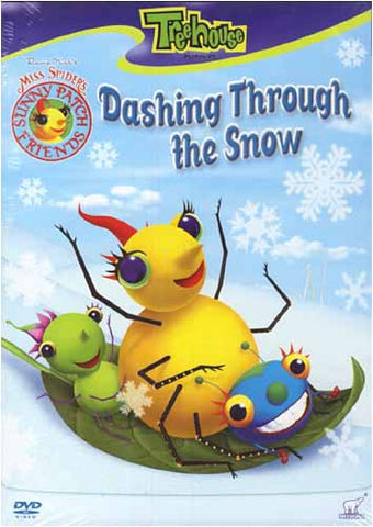 Miss Spider s Sunny Patch Friends - Dashing Through the Snow DVD Movie