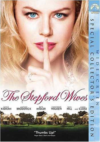 The Stepford Wives (Widescreen) (Special Collector's Edition) DVD Movie