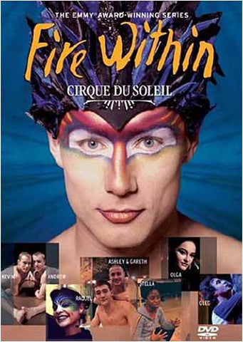 Cirque du Soleil - Fire Within (Boxset) DVD Movie