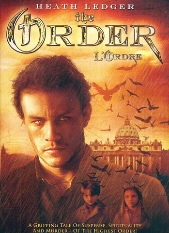 The Order (Heath Ledger) (Bilingual) DVD Movie