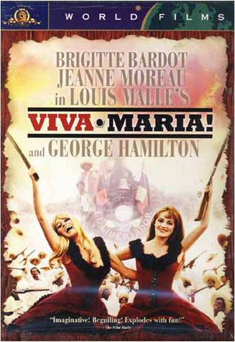 Viva Maria! (MGM) DVD Movie