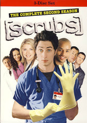 Scrubs - The Complete Second Season (Boxset)