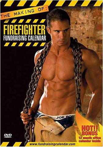 The Making Of: Firefighter Fundraising Calendar DVD Movie