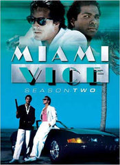 Miami Vice - Season Two (Boxset)