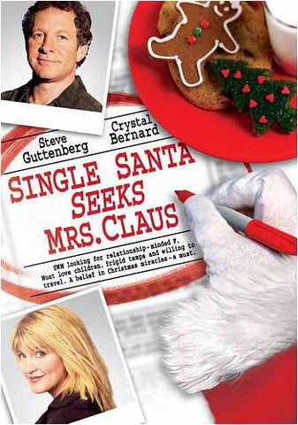 Single Santa Seeks Mrs. Claus DVD Movie