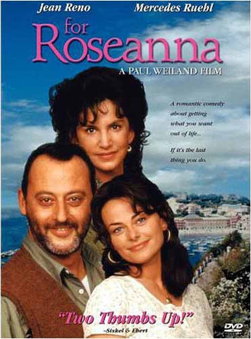 For Roseanna(Bilingual) DVD Movie
