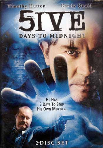5ive Days to Midnight DVD Movie