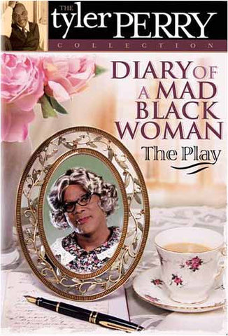 Diary of a Mad Black Woman The Play DVD Movie
