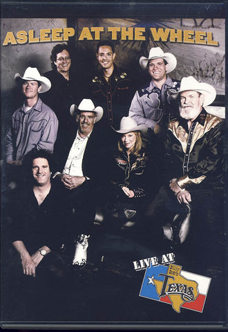 Asleep At The Wheel Act One - Live at Billy Bob's Texas DVD Movie