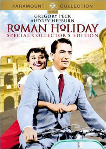 Roman Holiday (Special Collector's Edition) DVD Movie