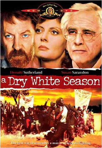 A Dry White Season DVD Movie