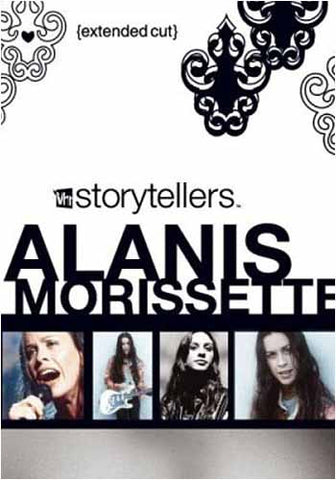 Alanis Morissette - VH1 Storytellers DVD Movie