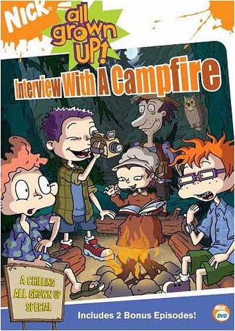 Nick - All Grown Up! - Interview with a Campfire DVD Movie