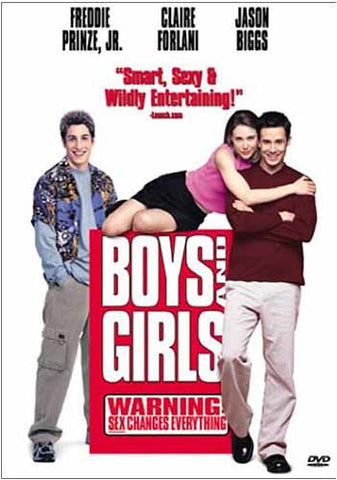 Boys and Girls (Bilingual) DVD Movie