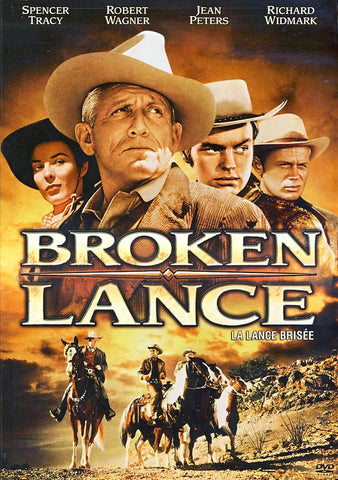 Broken Lance (La Lance Brisee) DVD Movie