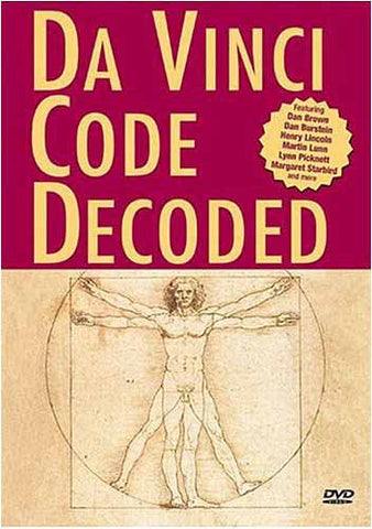 Da Vinci Code Decoded DVD Movie