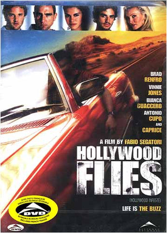 Hollywood Flies (Bilingual) DVD Movie