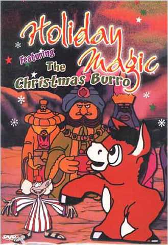 Holiday Magic - The Christmas Burro DVD Movie