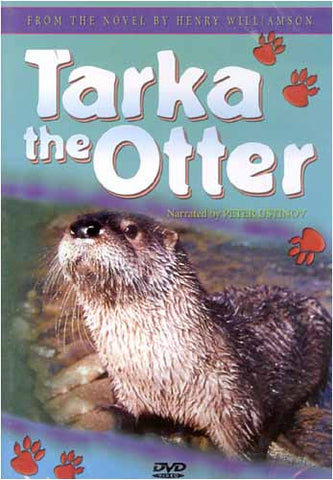 Tarka the Otter DVD Movie