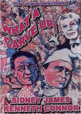 What a Carve Up DVD Movie