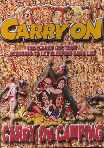 Carry On - Carry On Camping DVD Movie
