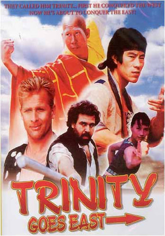 Trinity Goes East DVD Movie